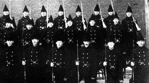 HISTORY OF THE TORONTO POLICE PART 3: 1859 - 1875